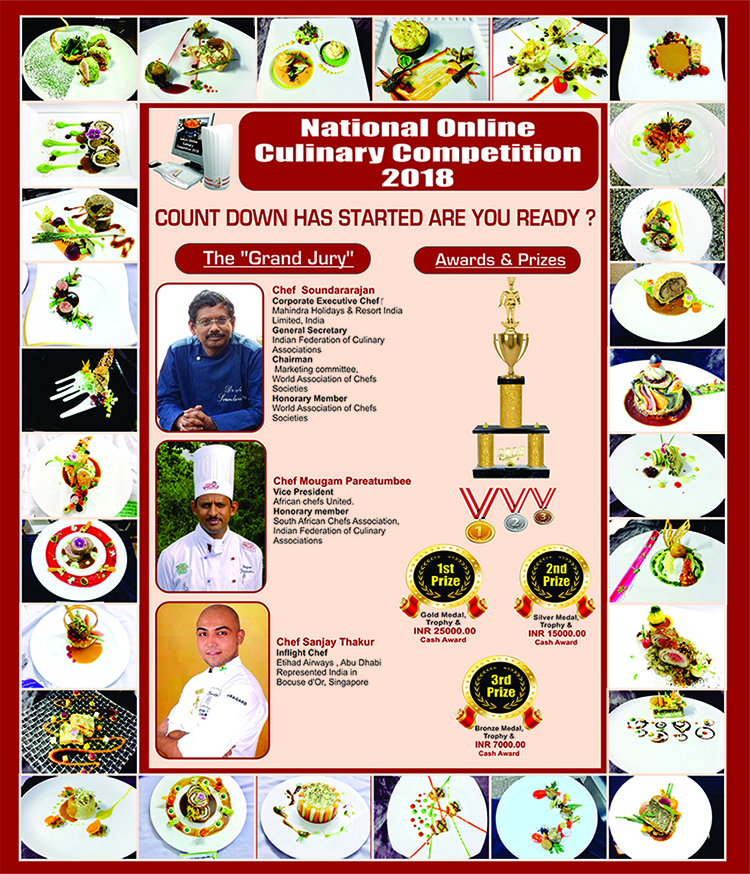 Welcome to CULINARY ACADEMY OF INDIA